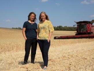 Julie Koch Fahler & Ida Boesen_ Co-founders Commoditrader