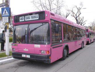 Primăria vrea să înlocuiască vechile MAZ-uri cumpărate pe vremea lui Radu Mazăre