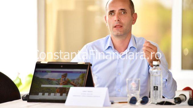 Ionuț Nedea, CEO LitoralulRomanesc.ro